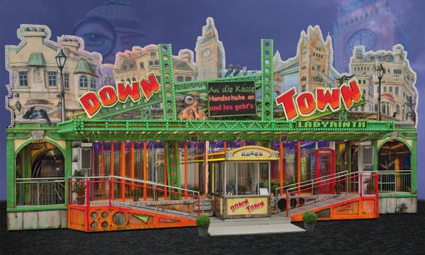 """ DOWN TOWN """