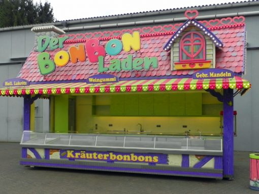 """ DER BONBON LADEN """