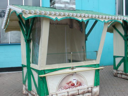 """Universalstand 2.5 m """" CATERING """""""