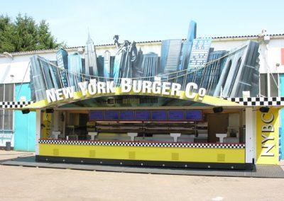 """ NEW YORK BURGER CO. """