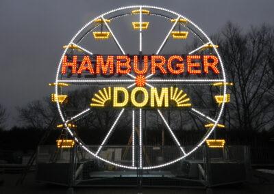 """ HAMBURGER DOM """