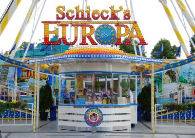 """ Schiecks EUROPA RAD """