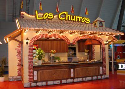 """"""" LOS CHURROS """""""
