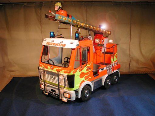 """"""" Feuerwehr Mercedes Benz – SK """""""