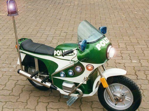 """"""" Sport – Motorbike Polizei """""""