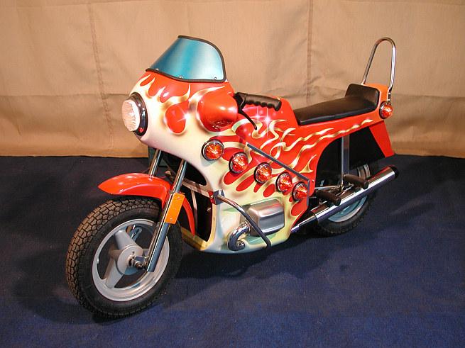 """ Sport – Motorbike """