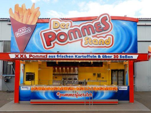 """"""" DER POMMES STAND II """""""