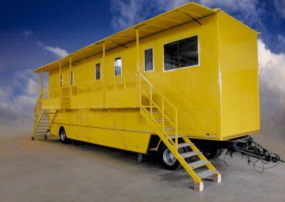 """ Personalwagen 11.0 m 2- Etagen """