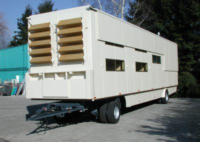 """ Personalwagen  12.0 m """