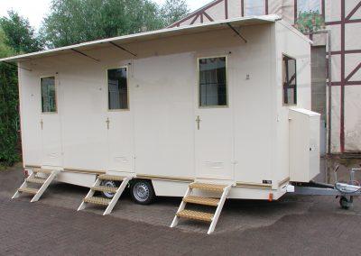""" Personalwagen 6.0 m """