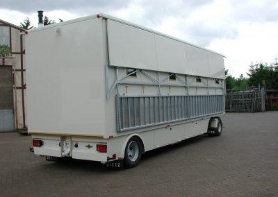 """ Personalwagen 8.0 m """