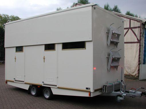 """ Personalwagen 4.5 m """