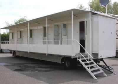 """ Personalwagen 13.0 m """