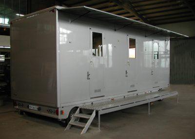 """ Personalwagen 7.0 m """