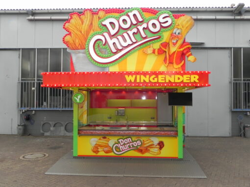 """ DON CHURROS """