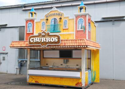 """"""" EL CHURROS """""""