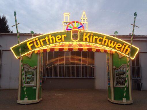 """"""" FÜRTHER KIRCHWEIH """""""